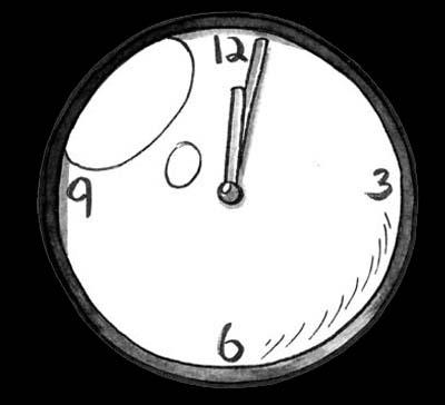 06 clock
