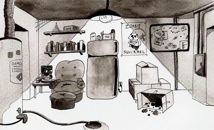 23 b-b-b-basement